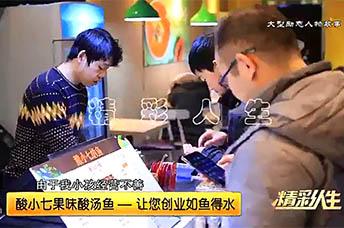 CCTV-9采访视频 - 酸小七